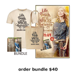 "Order ""Life, Death, and the Spaces Between"" Bundle $40"