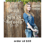 Order: Life, Death, and the Spaces CD $10