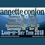 LAND~OF~SKY TOUR 2015 Announcement