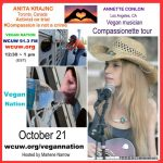 Vegan Nation WCUW 91.3 FM