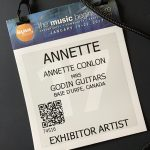 NAMM 2017 Badge